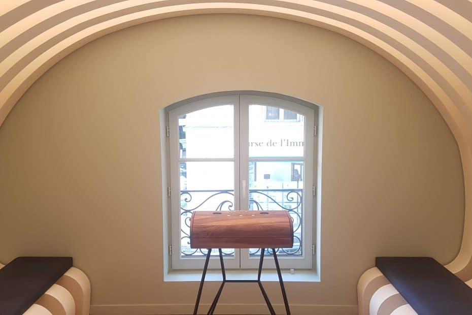 La Losonnante dans le concept store Iris&Octave à Bordeaux